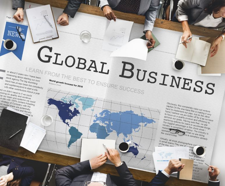 Global Business online course