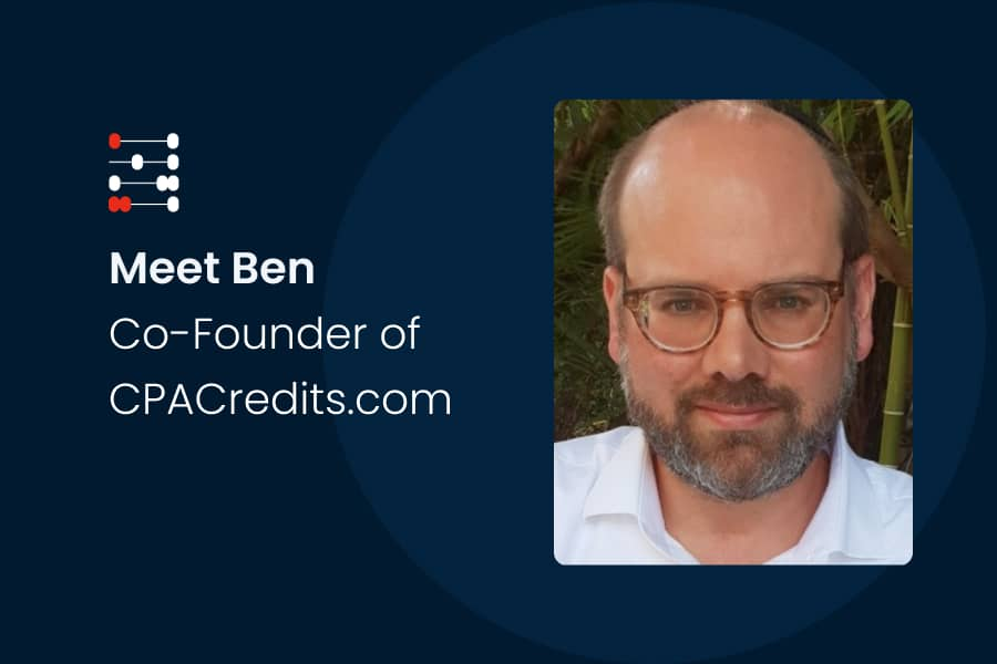Ben is a co-founder of CPACredits